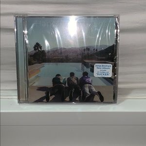 Jonas Brothers Sucker album!